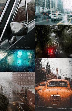 City Rain, Sound Of Rain, Rain Shower, Rain Drops, Rainy Days, Roads, Relax, Rain, Road Routes