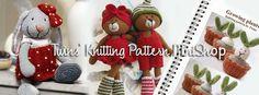 Twin's Knitting Pattern MiniShop