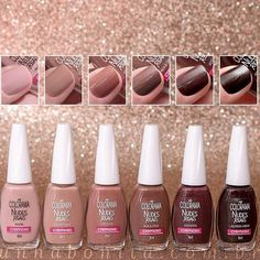 The nail polish, nail care became an art that helps modern people to express themselves, to show something she loves. Pink Nail Colors, Pedicure Colors, Toe Nail Color, Pink Nails, Gorgeous Nails, Pretty Nails, Simple Nails, Manicure And Pedicure, Nail Arts