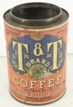 T&T Brand Coffee