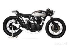 1979 Honda CB500 by Anvil