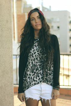 leopard print fashons