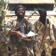 NIGÉRIA :: Toujours aux commandes de Boko Haram, Shekau défie les «menteurs» Deby et Buhari :: NIGERIA