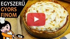 Camembert Cheese, Dairy, Pie, Make It Yourself, Desserts, Recipes, Food, Youtube, Pies