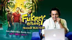 Fukrey Returns   Trailer   Pulkit Samrat   Varun Sharma   Manjot Singh  ...