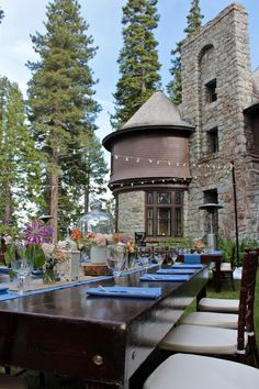 Hellman-Ehrman Mansion at Sugar Pine Point State Park Weddings | Get Prices for Lake Tahoe Wedding Venues in Tahoe City, CA