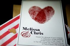 So sweet #weddings #invitations