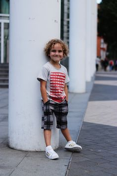 Adorable and stylish but comfortable young boy fashion from Nano. Click to see more details on little boys outfits (including a discount code) on Fab Everyday.