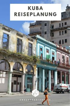Kuba Reiseplanung: Auf dieser Seite findest du wichtige Informationen, Fragen und Antworten für einen Urlaub auf Kuba.