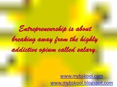 myBskool - Entrepreneurship