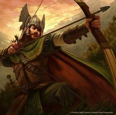 Tony Foti is a freelance illustrator who has created art for such staples of the fantasy genre as Dungeons & Dragons, Lord of the Rings, Warhammer and Star Wars.