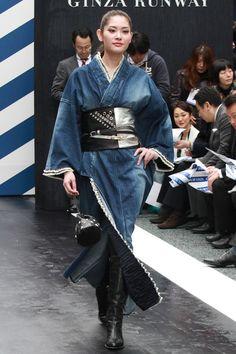 Ginza Runway: Denim Theme