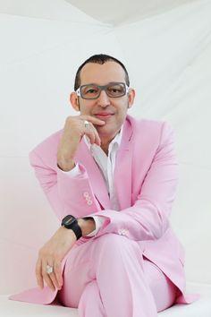 Karim Rashid an amazing mod designer...ḺỚV℮(❛‿❛✿̶̥̥) your designs sir
