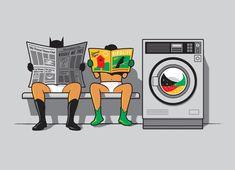 Bat-wash !