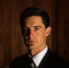 kyle mclaughlin   Agent Dale Cooper