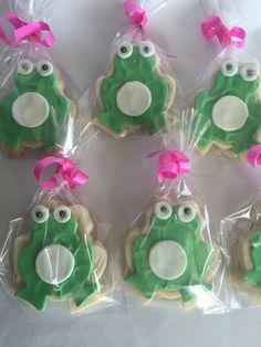 Princess Tiana Inspired Cookies by Cookiekikoku on Etsy