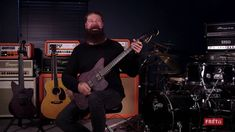 """FRET12 Presents: A Free Lesson from Slipknot's Jim Root - """"Devil In I"""" (..."""