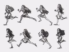 Pocahontas Model By Glen Keane