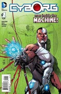 The machine that gives Cyborg his powers is evolving! The only problem is that…