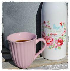 Havets Sus, Greengate, Ib Laursen, coffee, coffeecup, my garden