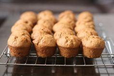 Week of Menus: Vegan Pumpkin Banana Muffins: On being included