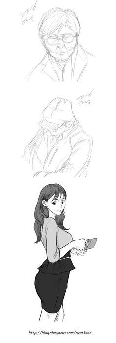 http://blog.ohmynews.com/overkwon/540078   iPad sketch pro 아이패드 스케치 오버권