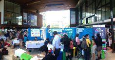 Inauguración de la IV Feria Regional de educación para el...
