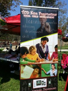 TCD Kids Foundation gave away about 50 books that day.