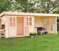 Lounge Haus weka Davos mit Lounge, 541 x 238 cm, anthrazit