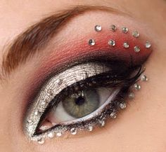 dramatic eye makeup | Make-up Looks Collection: Dramatic Makeup Looks Collection