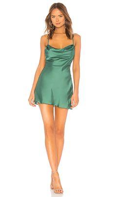 Lovers + Friends Boa Mini Dress View 1 of 3 Hoco Dresses, Dance Dresses, Satin Dresses, Homecoming Dresses, Cute Dresses, Cute Outfits, Prom, Sleepwear Women, Pajamas Women