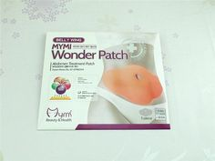 Wonder Slimming Patch Belly Abdomen Weight Loss Fat burning Slim Patch Cream Navel Stick Efficacy Strong C067