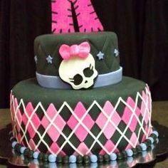 monster high birthday party ideas | Monster High Birthday Cake and Cupcakes | Kids Birthday Party and Gift ...