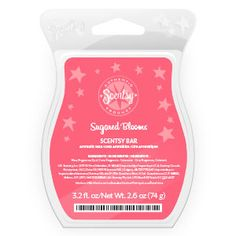 SUGARED BLOOMS SCENTSY BAR Soft petals fresh with morning dew, sweet berries touched with a kiss of sugar evoke springtime to brighten your day.  #scentsyuk #sugaredblooms #smellofsummer