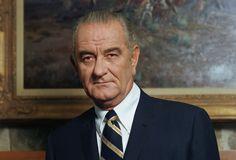 Lyndon B. Johnson   Quote of the day: Lyndon B. Johnson