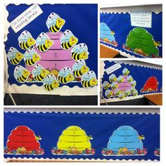 Visible learning in Reading - beehives and bees to show the kids reading levels Year 1 Classroom, Visible Learning, Effective Teaching, Learning Goals, K 1, Bee Theme, Reading Levels, Reading Resources, Classroom Displays