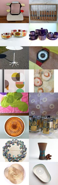 Circle 'Round by Claudia on Etsy--Pinned with TreasuryPin.com