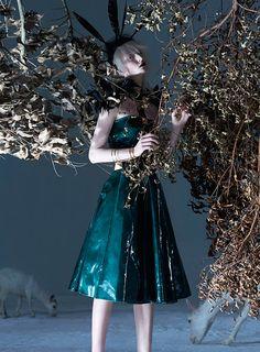 Veronika by Tim Wong for Baccarat Magazine