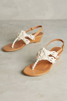 1a93433ab86 Shop the latest sandals at Anthropologie from new slide sandals to lace up sandals  and more.