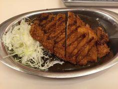 ソースカツカレー©摂理ブログ