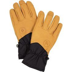 6ae5815fb0 Backcountry - x Black Diamond Hot Lap Glove - Natural Leather  Herrenhandschuhe, Fausthandschuhe, Handwärmer