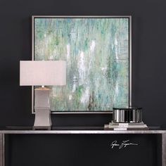 Uttermost 34369 Flowing Along Wall Art