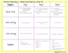 Toddler Lesson Plans For October  Preschool Weekly Calendar