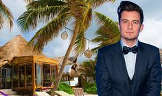 Orlando Bloom seen with bloody forehead after head-butting