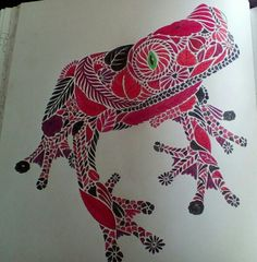 Millie Marotta Tropical Wonderland Button ArtAdult ColoringColoring BooksColor ChartsArt TherapyColored PencilsAnimal KingdomPaint ColorsZentangles