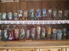 Sbírka starých sklenic - obrázek číslo 1
