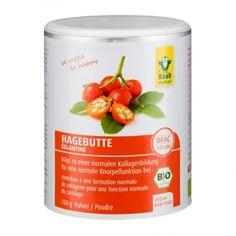 Raab Vitalfood Bio Hagebutten Pulver Food, Vitamin E, Face Powder, Products, Collagen, Hoods, Meals