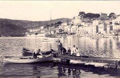 1910, Fotos Antiguas de Mallorca: El Pto. de Sóller