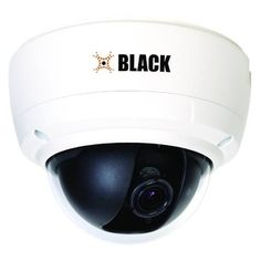 BLK-IPD101 New Indoor Mini Dome IP Security Network Camera H.264 W//Power Adapter