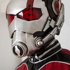 8 Best Ant Man Helmet And Cosplay Costumes Images Ant Man Helmet